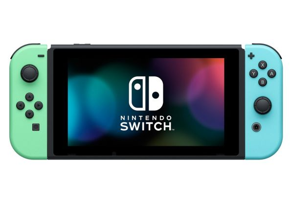 версия консоли Nintendo Switch