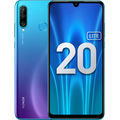 Honor 20 Lite 128Gb+4Gb Dual LTE Peacock Blue (РСТ)